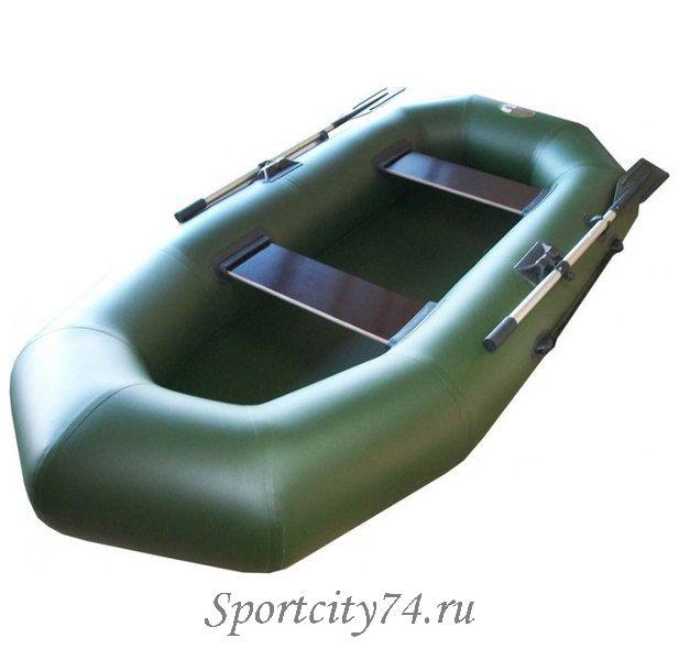 лодка надувная форт 260